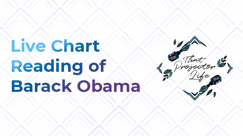 18. Live Chart Reading of Barack Obama
