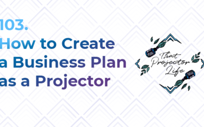 103. How to Create a Business Plan as a Projector