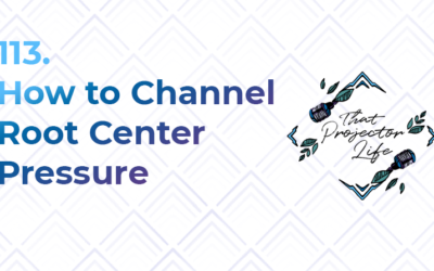113. How to Channel Root Center Pressure